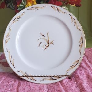 Abalone chine Golden Grain Harvest Plate